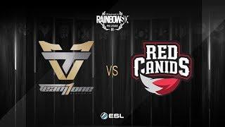 [R6 PRO LEAGUE] Season 7 Latam - Red Canids vs TeamOne - Rainbow Six Siege