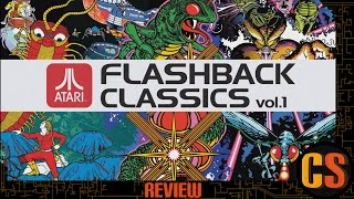 ATARI FLASHBACK CLASSICS VOL 1 - PS4 REVIEW