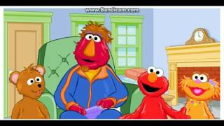 Toddler Elmo's Potty Time
