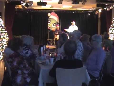 Ralf the Harp -  Weihnachtsprogramm