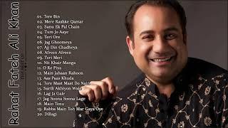 Best of Rahat Fateh Ali Khan | Top 20 Songs | Jukebox 2020