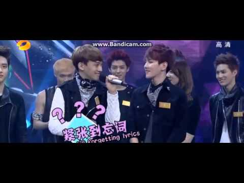 [ EXO ] Singing Battle Baekhyun Chen Kris D.O