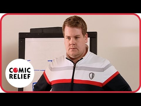 Smithy meets the England Football Team | Comic Relief