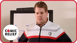 Smithy meets the England Football Team