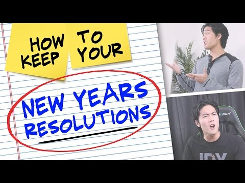 Thumbnail: How to Keep Your New Years Resolutions!