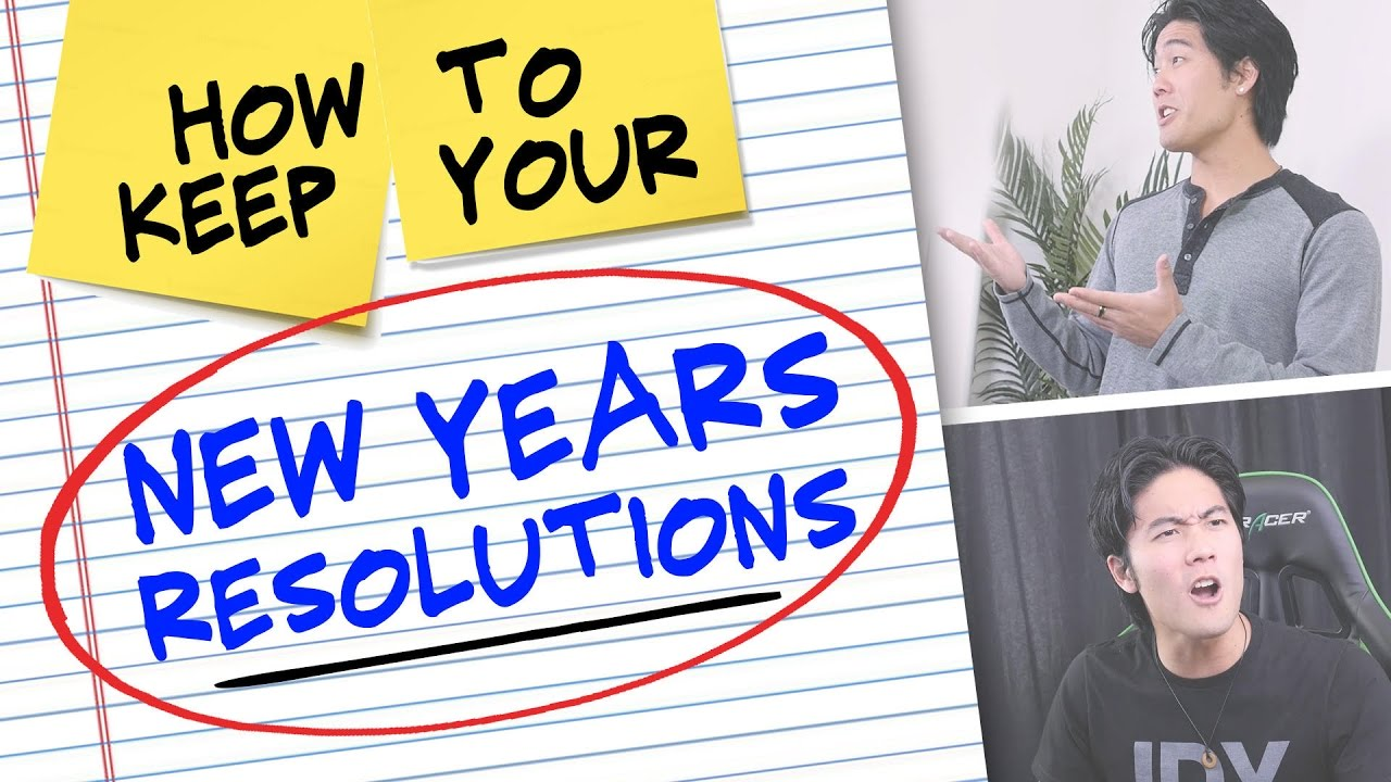 How to Keep Your New Years Resolutions! | Doovi