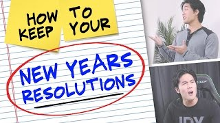 Repeat youtube video How to Keep Your New Years Resolutions!
