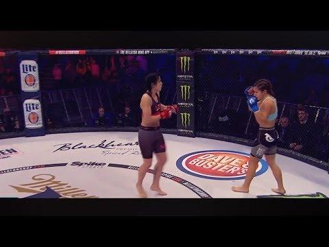 Sinead Kavanagh vs. Elina Kallionidou - Highlights