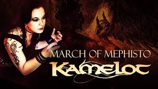 Kamelot - March of Mephisto FULL COVER (Lyric video)