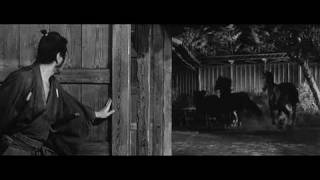 SANJURO Trailer (1962) - The Criterion Collection