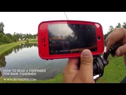 Waterproof Smartphone Case Deeper Pro Plus GPS Fish Finder Mapper Pro
