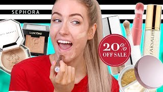 FULL FACE SEPHORA VIB SALE RECOMMENDATIONS... What's ACTUALLY WORTH IT