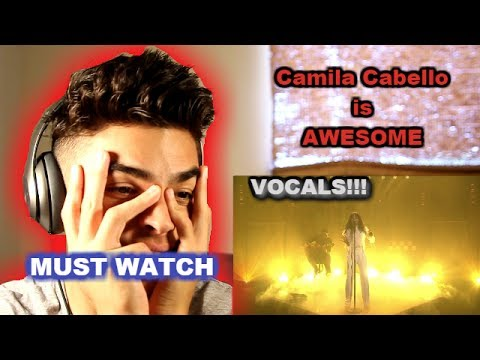 Camila Cabello IS BAE!!! Crying in the Club LIVE Reaction