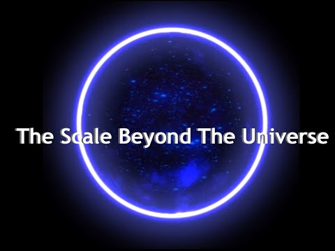 The Scale Beyond The Universe