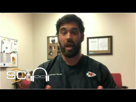 Doctor and Chiefs Super Bowl Champion Laurent Duvernay-Tardif fights COVID-19 | SC with SVP image