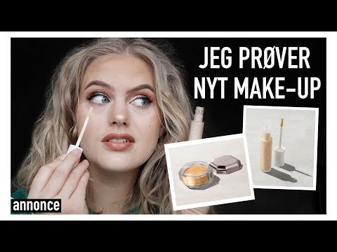 FULL FACE OF FIRST IMPRESSIONS // nyt make-up