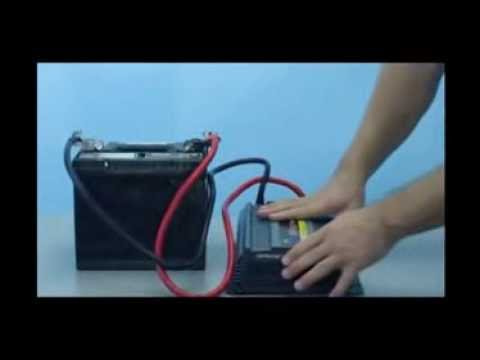 Power Inverters How To Install A Dc To Ac Power Inverter Youtube