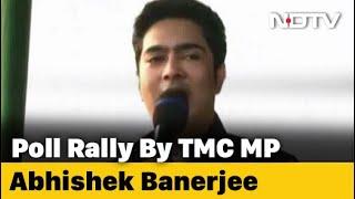 Even PM Modi Doesn't Have Guts To Take Bhatija's Name: TMC's Abhishek Banerjee