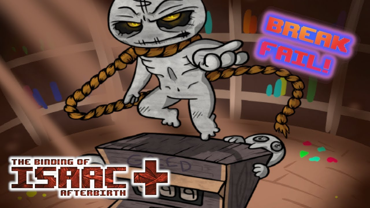 the binding of isaac afterbirth 3  quebreiminha