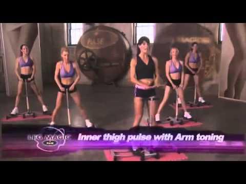 Leg Magic упражненияиз YouTube · Длительность: 33 мин36 с  · Просмотры: более 30000 · отправлено: 07.08.2014 · кем отправлено: abfitnessRU
