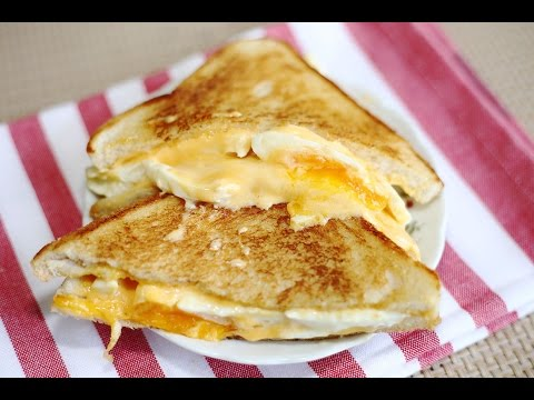 Fried Egg & Cheese Sandwich