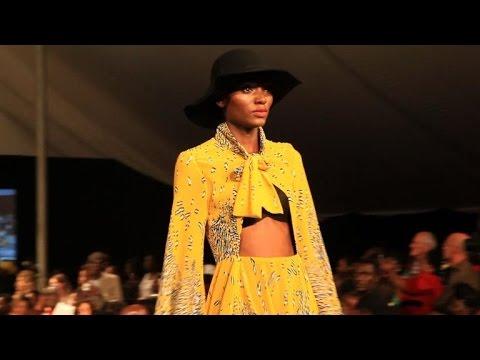 Uganda's best grace Kampala Fashion Week catwalks