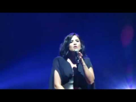 Demi Lovato - Fix a Heart & Nightingale & Warrior LIVE - Orlando, FL - 07/02/16 - [HD]