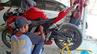 Honda CBR 150 facelift upgrade CBR 250 rr