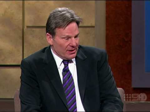 The Footy Show - Sam Newman Interview Part 1