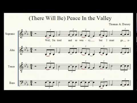 (There Will Be) Peace In the Valley