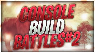 Fortnite Console Build Battles #2