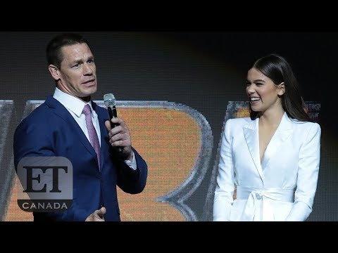 Hailee Steinfeld And John Cena On Their Roles In 'Bumblebee'