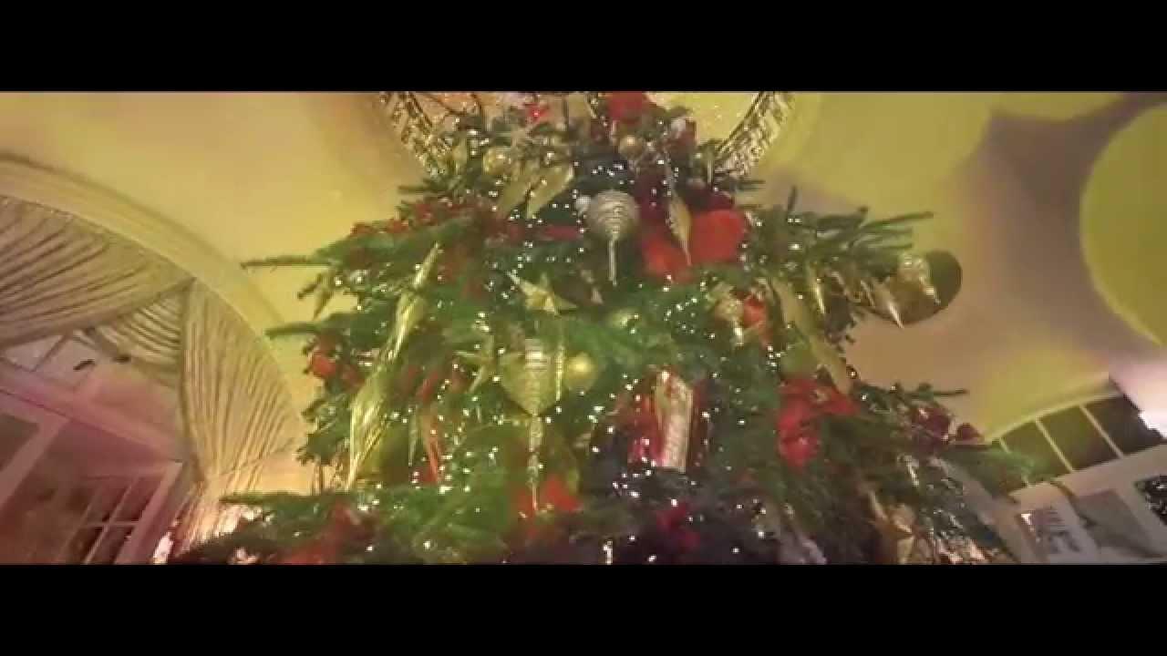 Christmas At The Ritz London.Christmas At The Ritz London