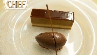 2 Michelin Star Chef David Everitt-matthias Creates Lamb And Chocolate Recipes