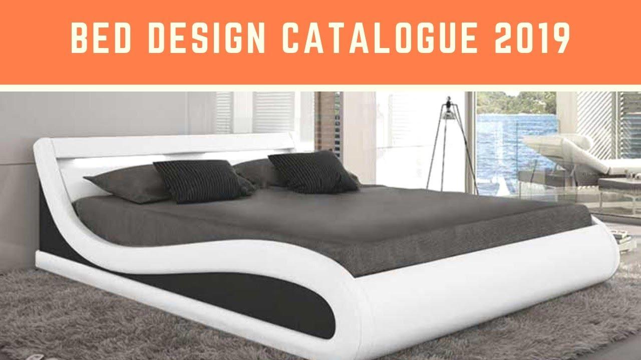 Top 50 Bed Design catalogue 2019 LATEST BEDROOM FURNITURE DESIGN 😍