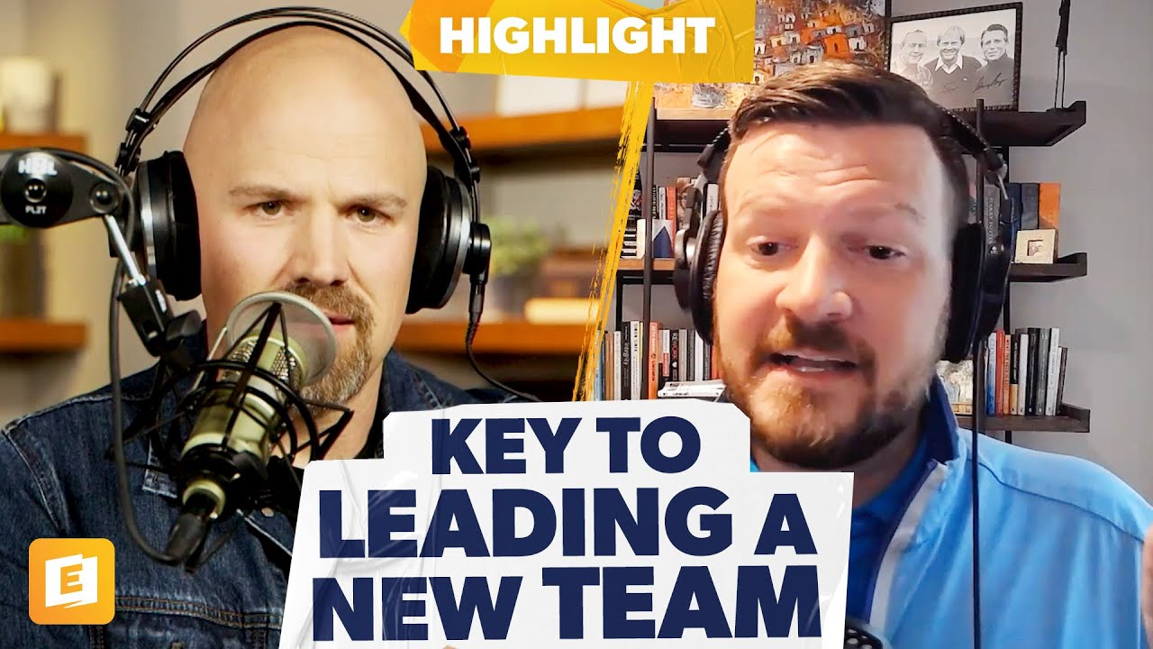 Why Curiosity is Key to Leading a New Team