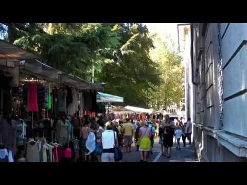 Tour Cannobio - Luino Market HD