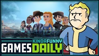 Bethesda Sues WB Over Westworld Game - Kinda Funny Games Daily 06.22.18