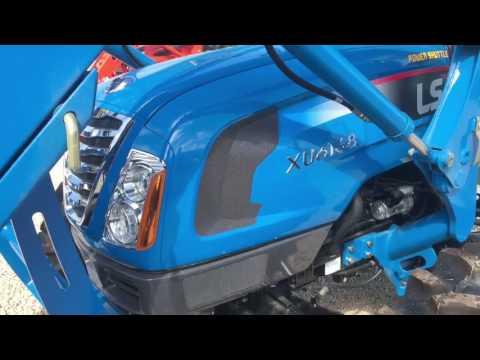 WRI Tractors Video of the Week 12-LS XU 6168