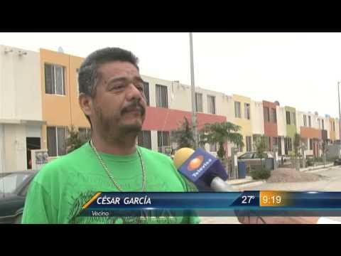 Las Noticias - Denuncian casas con daños en colonia El Jaral en El Carmen