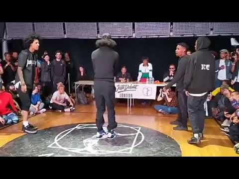 Les Twins At Juste Debout London