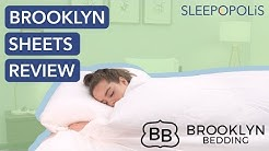 Brooklyn Bedding Sheets Review - How Cool Do Tencel Sheets Sleep?