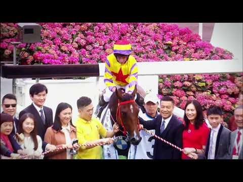 Horse Racing   2018 BMW Hong Kong Derby   Trans World Sport