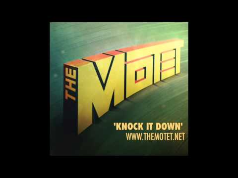 'Knock It Down' - Track 8 from the album 'The Motet'