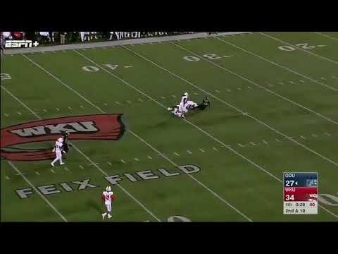 Old Dominion vs Western Kentucky WILD ENDING 2018