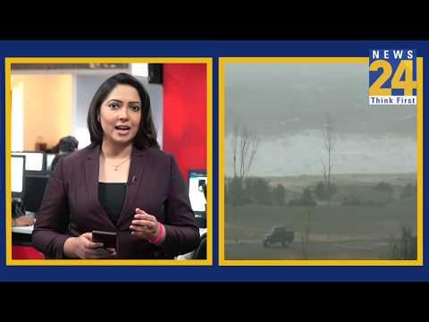 245 किमी. की तेजी से बढ़ रहा है Cyclone Fani, कई शहर किए तबाह