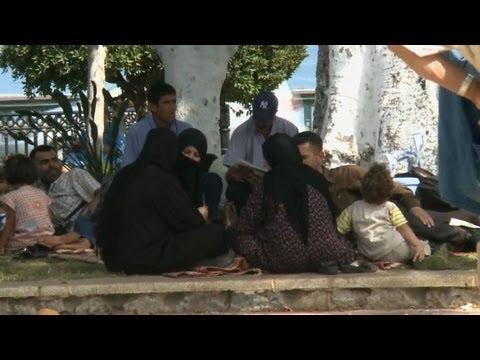 Rencontre de femme syrienne