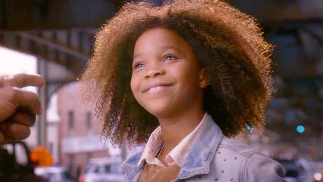 Annie Trailer Official - Jamie Foxx, Quvenzhané Wallis ...