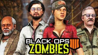 TRANZIT CREW ALIVE AFTER BLOOD OF THE DEAD: THE FUTURE EXPLAINED (Black Ops 4 Zombies Storyline)