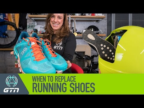 When To Replace Your Running Shoes | How To Test If Your Trainers Are Worn Out